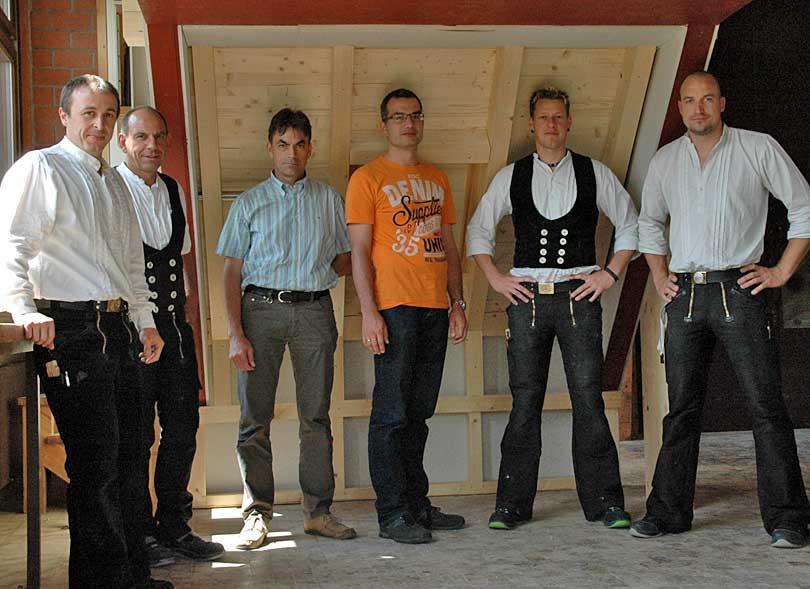Projekt Team Holzbau Baden Württemberg Bildungszentrum